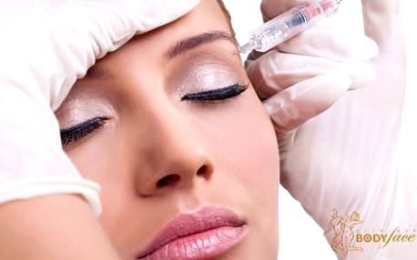 Odstranění vrásek mikroinjekční aplikací přírodního botoxu