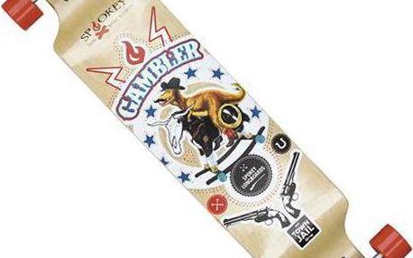 SPOKEY Gambler longboard