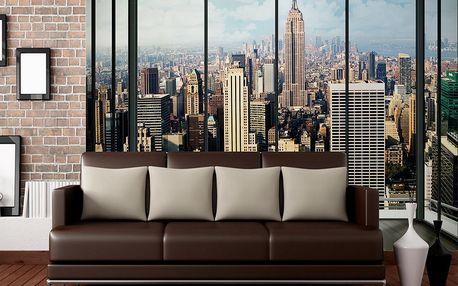 Tapeta Výhled na New York 315x232 cm