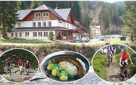 Krkonošské zážitky pro dva na 5 dní - Chata Michlák - Špindlerův Mlýn