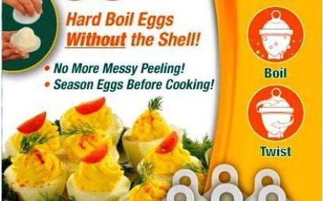 Forma na vajíčka Eggies - revoluce ve vaření vajíček!