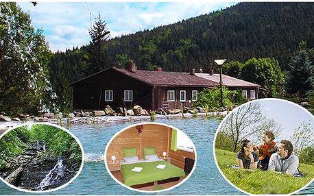 WELLNESS V BESKYDECH NA 6 DNÍ S POLOPENZÍ - Horská chata SKALKA - Ostravice