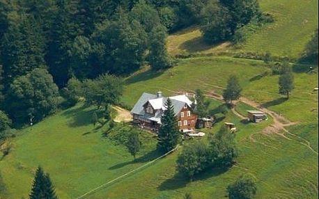 Horská chata Šohajka v krásném prostředí Krkonoš