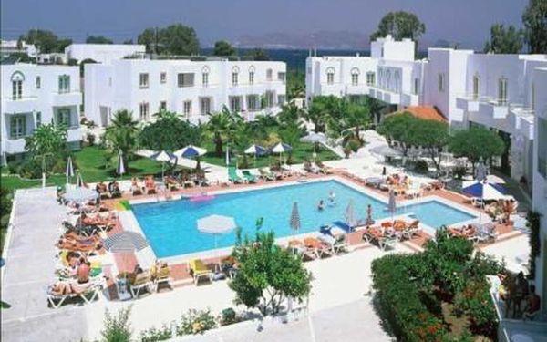 Řecko, oblast Kos, doprava letecky, snídaně, ubytování v 4* hotelu na 8 dní