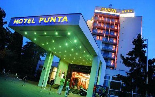 Chorvatsko, oblast Vodice, doprava vlastní, snídaně, ubytování v 4* hotelu na 8 dní