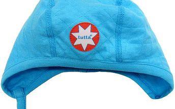 Chlapecká čepice - modrá