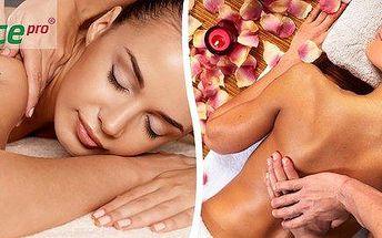 Aroma masáže - nechte se hýčkat a rozmazlovat