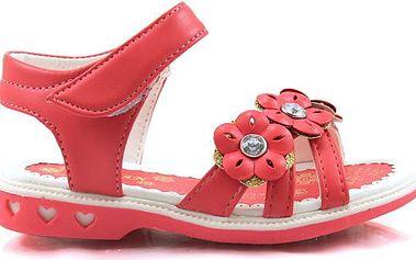 Dívčí letní sandálky BH15WMR