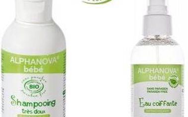 Alphanova SET Šampon + Toaletní voda