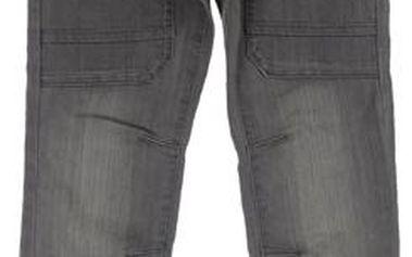 Chlapecké denimové kalhoty - šedé