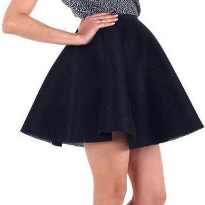 Simmi Dámská sukně S016 BLACK