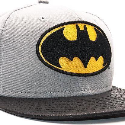 Kšiltovka New Era Reptvize Batman Official Colors Strapback