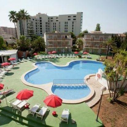 Španělsko, oblast Mallorca, doprava letecky, bez stravy, ubytování v 2* hotelu na 8 dní