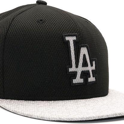 Kšiltovka New Era Reflect Vize Los Angeles Dodgers Black Strapback