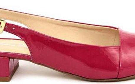 Giorgio Picino Dámské sandály VARNISH_FUXIA