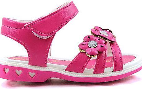 Dívčí letní sandálky BH15PE