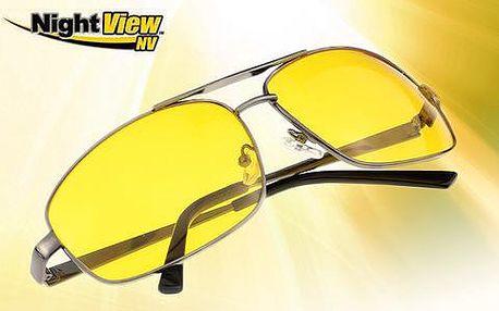 Polarizační brýle pro řidiče s poštovným zdarma