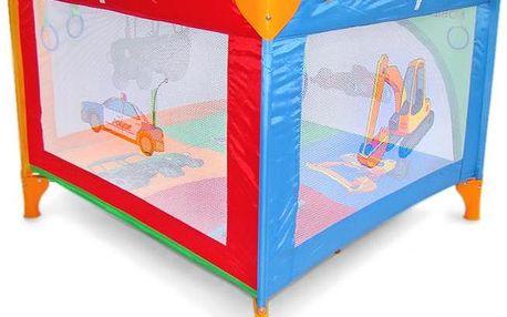 Dětská skládací ohrádka Milly Mally Mobil