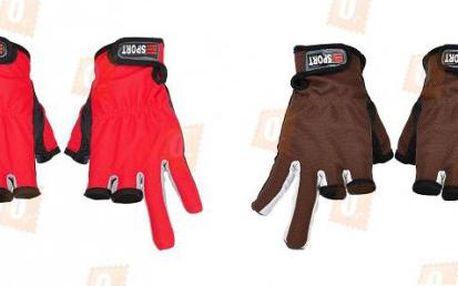Rybářské rukavice - na výběr ze 2 provedení