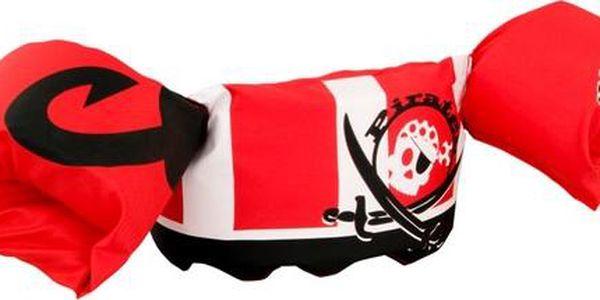 Puddle Jumper Deluxe, červená
