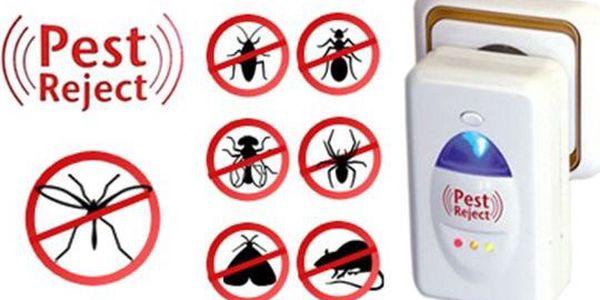 Odpuzovač hmyzu a hlodavců Pest Reject!