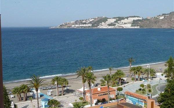 Hotel PLAYA ALMUNECAR SPA, Costa Tropical, Španělsko, letecky, polopenze