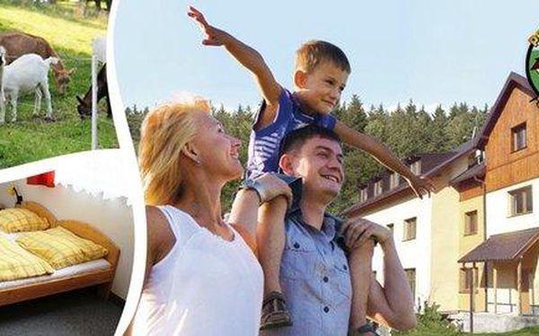 Relax v Jizerkách včetně polopenze