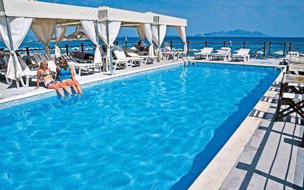 Řecko - Last minute se slevou 47%: Hotel Sacallis-Inn-Beach na 8 dní v termínu 09.07.2015 jen za 10990 Kč.
