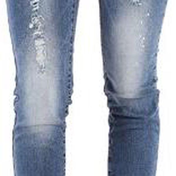 Dámské jeansové7/8 kalhoty Urban Surface