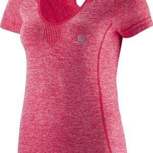 Lehké a bezešvé tričko Salomon Elevate Seamless Tee pro ženy