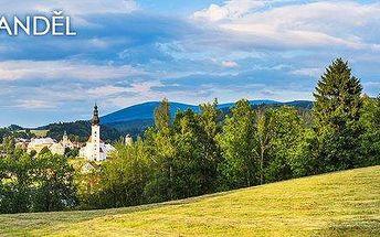 Aktivní léto v Jeseníkách i s volbou wellness