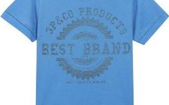 3pommes - Dětské triko 104-140cm - světle modrá, 140