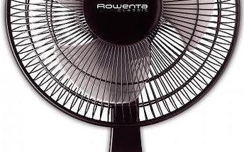 Kompaktní ventilátor Rowenta VU 2011F1 Classic Desk Fan