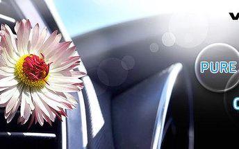 Čištění, dezinfekce a plnění klimatizace v autě