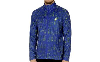 Pánská bunda Lightweight Jacket Skyline Air Force Blue, modrá