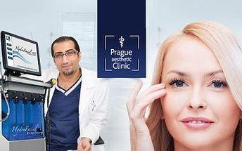 Omlazující ošetření pleti přístrojem HydraFacial™ pod vedením uznávaného dermatologa MUDr. Ali Amiriho!