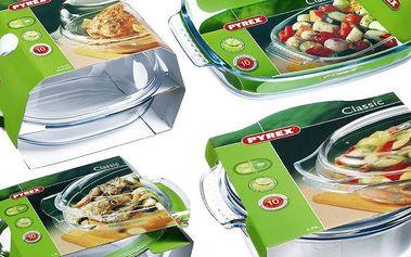 Nádoby na vaření od francouzské značky Pyrex