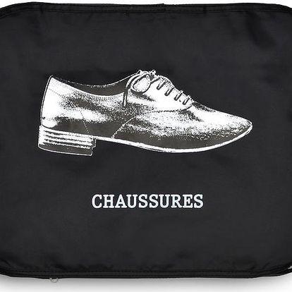 Cestovní pouzdro na boty Chaussures