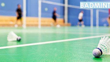 Pinkněte si s kamarády v Badminton Milo
