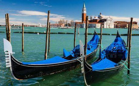 Řím, Verona a Benátky s koupáním a ubytováním na 2 noci se snídaní