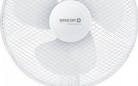 Stolní ventilátor Sencor SFE 3020 WH