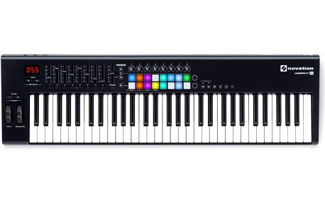 USB / MIDI klaviatura, 61 kláves Novation Launchkey 61 MK2