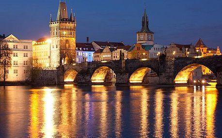 Dovolená v apartmánech u Pražského hradu!