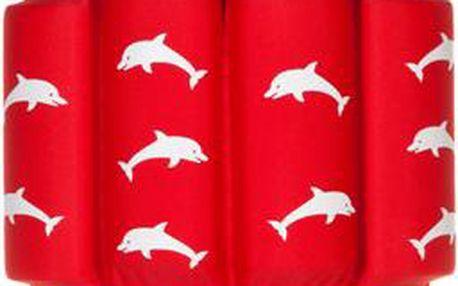 Dívčí nadnášející plavky Costa de Sol - modro-červené