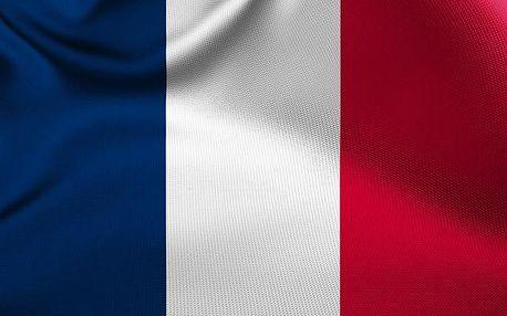 Letní skupinový kurz francouzštiny pro začátečníky 1×týdně 180 minut (středa 7.30-10.30, 15.07.-29.07.2015)