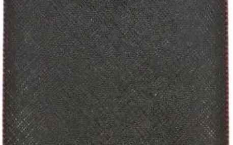 Aligator Fresh pouzdro o velikosti Samsung Galaxy S3 DUO black/red (137x75x10mm)