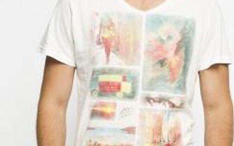 Broadway - T-shirt - tělová, XL