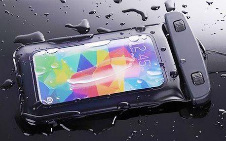 Vodotěsný obal na telefon, mini kameru nebo doklady v 5 barvách