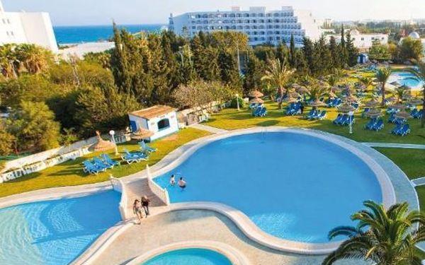 Tunisko - Last minute se slevou 53%: Hotel Le-Zenith na 8 dní v termínu 06.07.2015 jen za 8590 Kč.