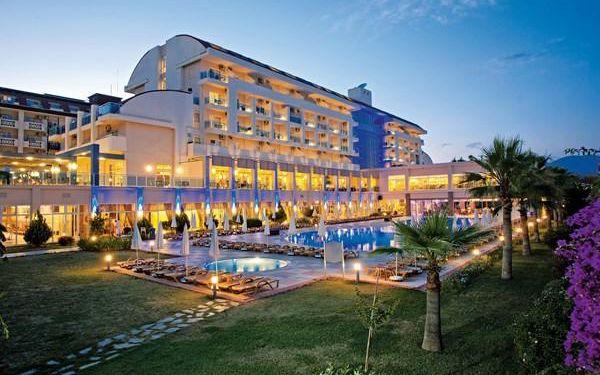 Hotel TITAN SELECT, Turecká riviéra, Turecko, letecky, all inclusive